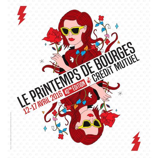 Le Printemps de Bourges 2016 - 40ème édition