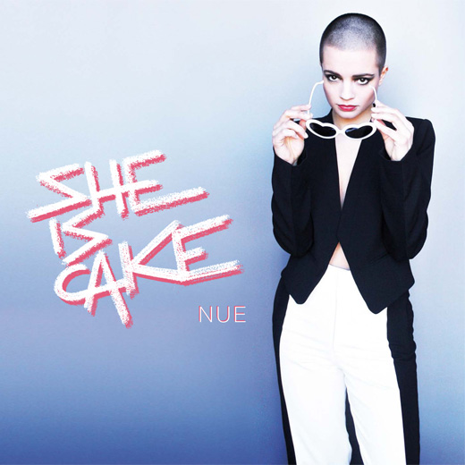 She is Cake